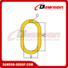 G80 / Grade 80 European Type Master Link for Chain Lifting Slings / Wire Rope Lifting Slings