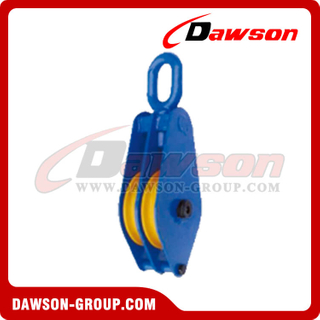 DS-B177 WHB200 Pulley Double With Eye Close Type