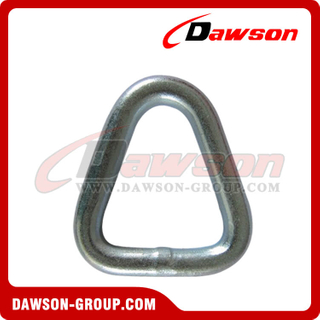 Grade 80 / G80 Alloy Triangle Ring For Web Sling