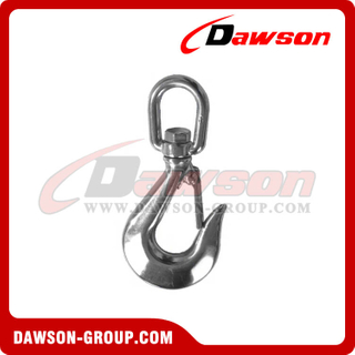 Stainless Steel Swivel Eye Hooks