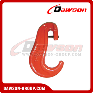 DS071 G80 Lashing Type C Hook with Split Pin(Bolt) for Lashing Chain