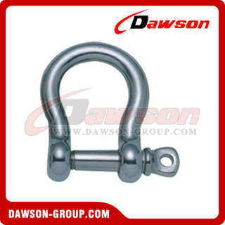 Stainless Steel JIS Type Bow Shackle