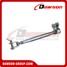 Stainless Steel Turnbuckle With Jaw Swivel Toggle