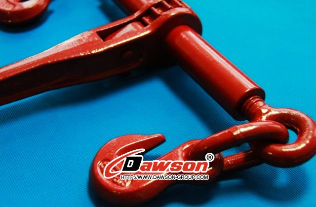 ratchet-type-load-binder-chain-load-binder-china-dawosn-made-manufacturer-supplier