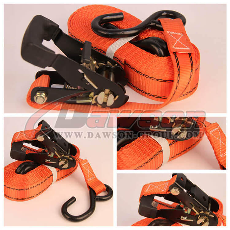 1 inch 20 feet Fixed Endless Ratchet Strap - China manufacturer supplier (6)