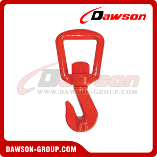 DS728 Forged Alloy Steel Grab Hook for Webbing