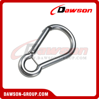 Stainless Steel Snap Hook with Bar