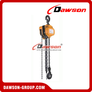 Manual Chain Block Chain Hoist for Installing of Machinery