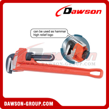 DSTD0512 Heavy Duty Pipe Wrench Crv