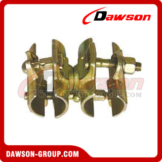 DS-A095 Italian Type Forged Swivel Coupler