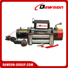 4WD Winch DG9500 - Electric Winch