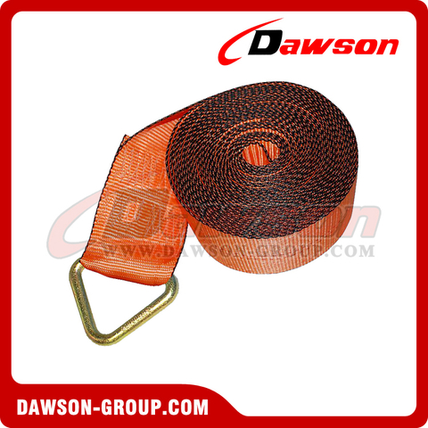 Truck Winch Strap & Tow Strap