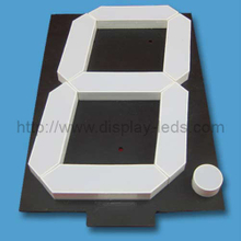 8 Inch LED 7 Segment Display