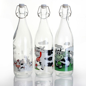 1000ml Milk Bottle