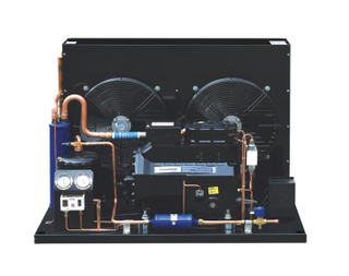 COPELAND SEMI - HERMETIC AIR - COOLED CONDENSING UNITS