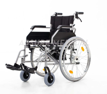 YJ-038 Muti-Functional Comfortable steel manual wheelchair