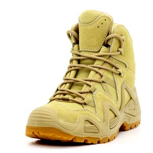 Slip Resistant Lightweight Non Safety Men Jungle Hiking Shoes