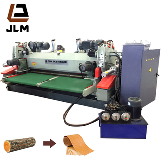 8 Feet Spindle Less Wood Log Veneer Rotary Peeling Lathe