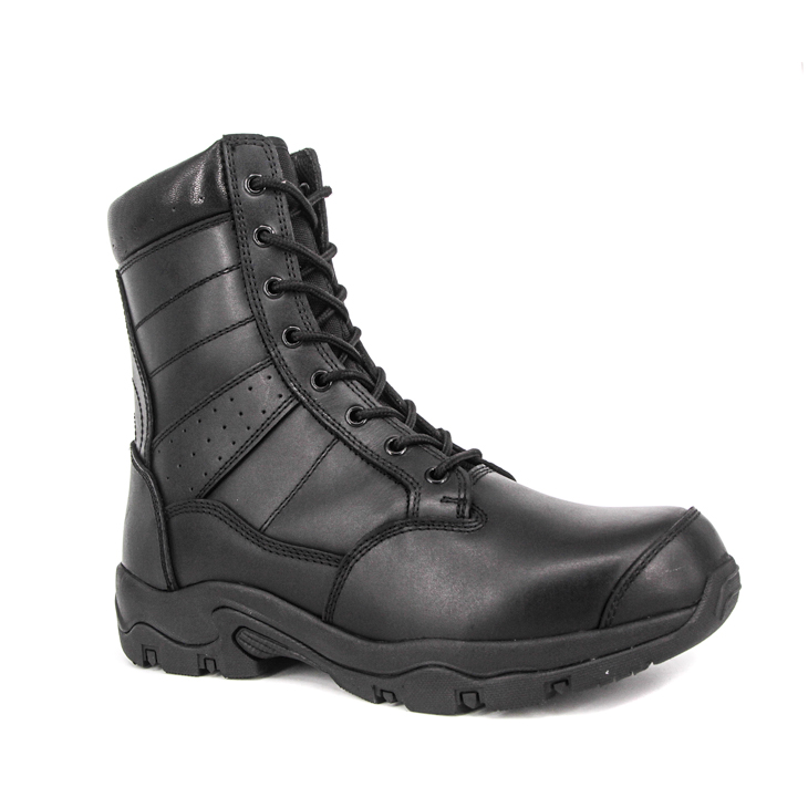 6268-7 milforce military leather boots