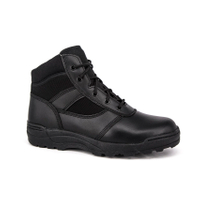 Waterproof police tactical boots