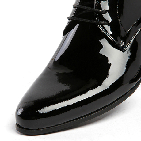 What are the uses and characteristics of patent leather boots.jpg