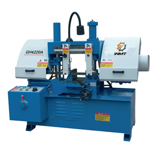 "GH4220A 7-6/7"" Dual Column Horizontal Band Saw"