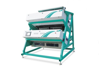 Double-decked tea color sorter T2S4