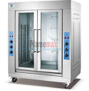 HEJ-206B big capacity Electric Vertical Rotisserie (Two Doors) in China