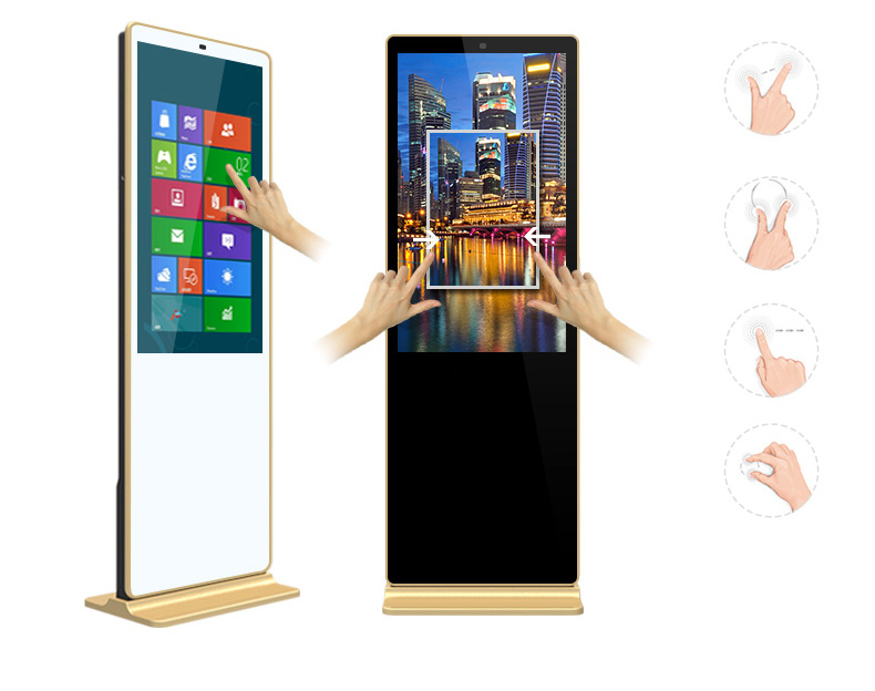 Multi-Touch-Interactivity-Digital-Signage-solution
