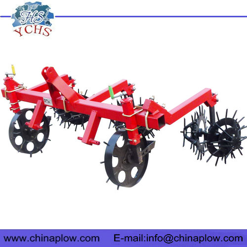 Tractor cultivator weed cultivator