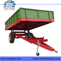 European Single Axle Trailers