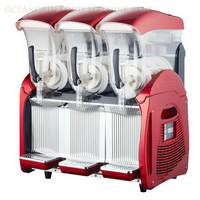 12litersx3 Regular Agudos Slush Machine