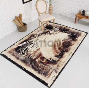 Machine Print Modern Rug Commercial Floor Carpet Printed Rug