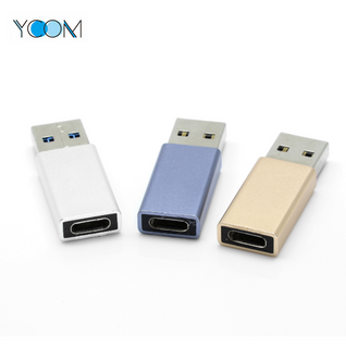 Type C Female To 3.0 USB Male Adapter