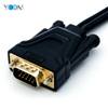 HDMI to VGA Cable with USB Audio