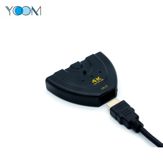 3x1 1080P HDMI Cable Switcher