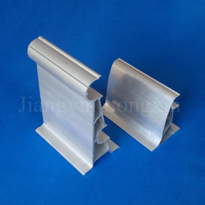 Anodized Aluminum Profile for Curtain