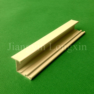 White Powder Coating Aluminium Profile for Window