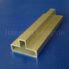 Silver Anodized Aluminium Profile for Fixing