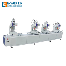 UPVC Windows Four Head Welding Machine