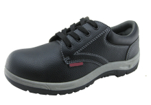 PU upper PVC sole Industrial work safety shoes