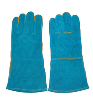 1313 fully lined welding gloves, worker welding gloves