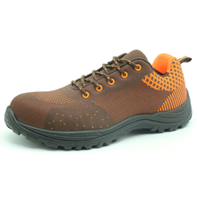BTA013 New Pu Injection Anti Static Safety Work Shoes