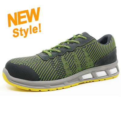 ETPU06 new style metal free casual sport type italian safety shoes