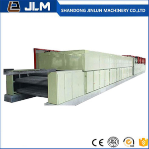 Wood Veneer Drying Machine Line for Plywood Making