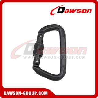 High Tensile Steel Alloy Steel Carabiner DS-YIC005S
