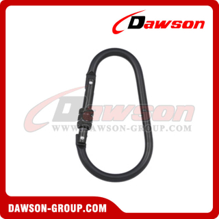 High Tensile Steel Alloy Steel Carabiner DS-YIC012S