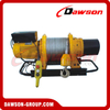 DS-KDJ-500E1 DS-KDJ-750E1 DS-KDJ-1000E1 DS-KDJ-10000E1 500-1000kg Windlass Electric Winch