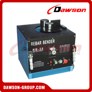 DS-RB-25 25mm Rebar Bender Machine