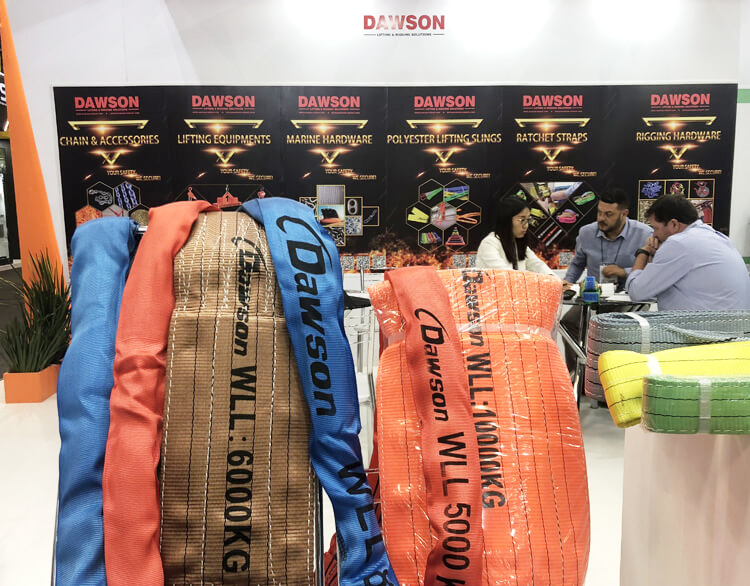 DAWSON - Brazil Feicon Batimat 2019 Show - China Manufacturer